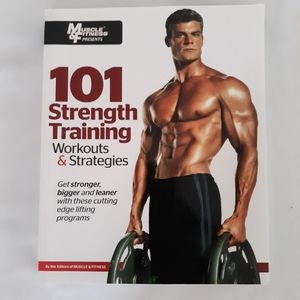 """New """"101 Strength Training Workout"""" Book"""